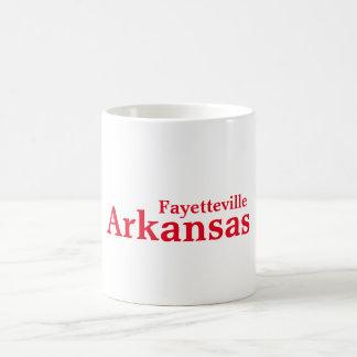 Fayetteville, Arkansas Mug