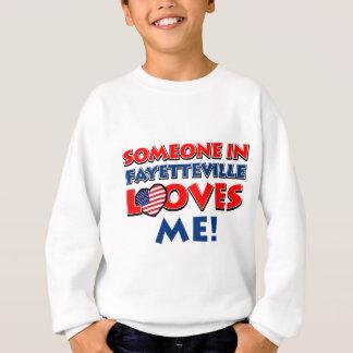 Fayetteville City Designs Sweatshirt