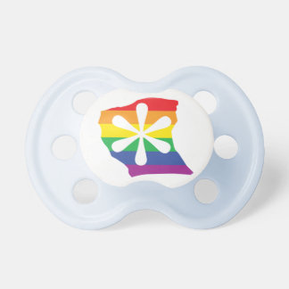 Fayetteville Pride Pacifier