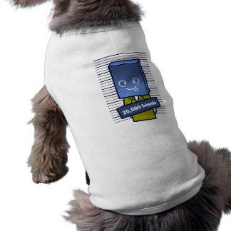 fBag Doodle Art Pet Clothing