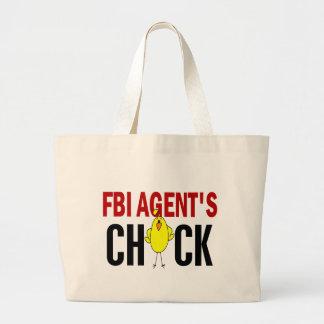 FBI Agent's Chick Bags