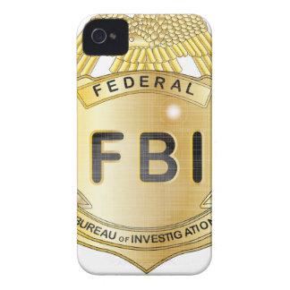 FBI Badge iPhone 4 Case