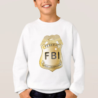 FBI Badge Sweatshirt