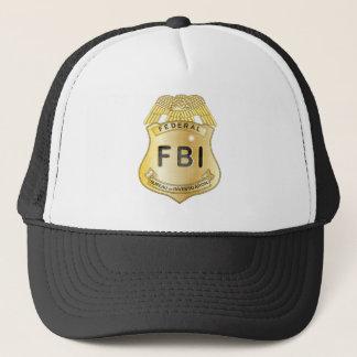 FBI Badge Trucker Hat
