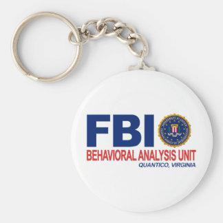 FBI BAU Criminal Key Ring