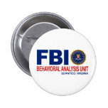 FBI BAU Criminal Pinback Button