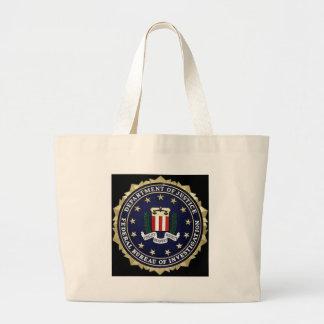 FBI Emblem Tote Bag
