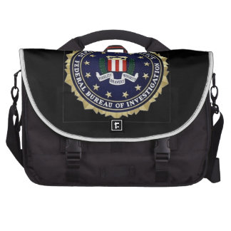 FBI Emblem Laptop Bags