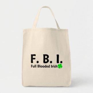 FBI Full Blooded Irish Bag