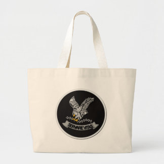 FBI Hostage Rescue Team without Text Jumbo Tote Bag