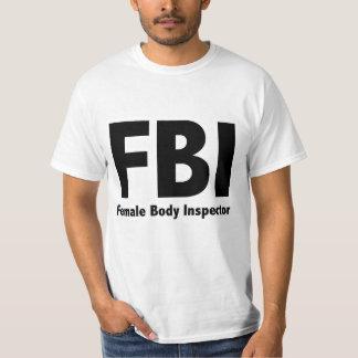 FBI Mr Funny Rude Humor T-Shirt
