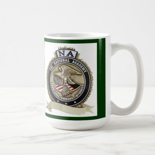 FBI National Academy NA Session Coffee Mug Tea