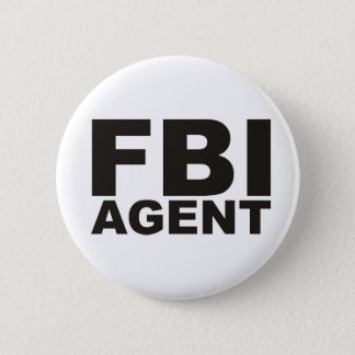 FBI Products & Designs! 6 Cm Round Badge
