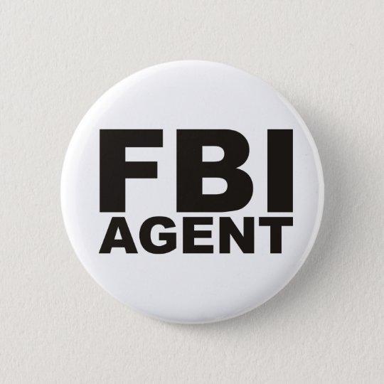 FBI Products & Designs! 6 Cm Round Badge