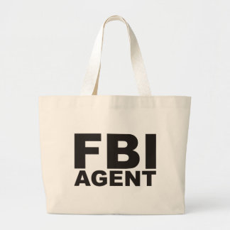 FBI Products & Designs! Canvas Bags