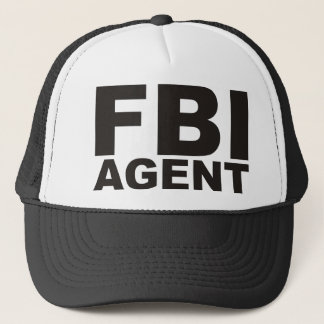 FBI Products & Designs! Trucker Hat
