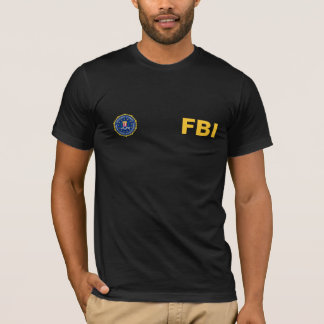 FBI Real T-Shirt
