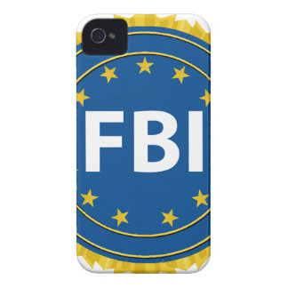 FBI Seal iPhone 4 Case-Mate Cases
