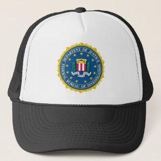 FBI Seal Trucker Hat