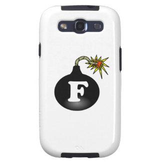 FBomb Classic Galaxy SIII Case