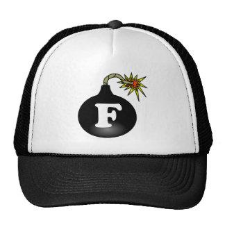 FBomb Classic Trucker Hats
