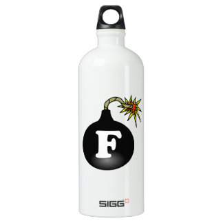 FBomb Classic SIGG Traveller 1.0L Water Bottle