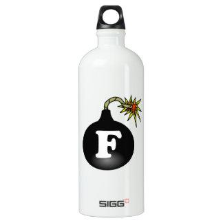 FBomb Classic SIGG Traveller 1.0L Water Bottle