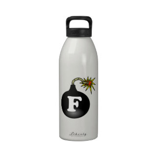 FBomb Classic Drinking Bottles