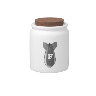 FBomb Candy Jars