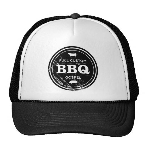 FCG-BBQ Logo Hat