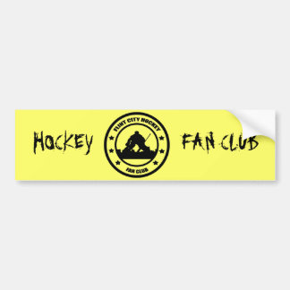 FCHFC Fan Club Bumper Sticker