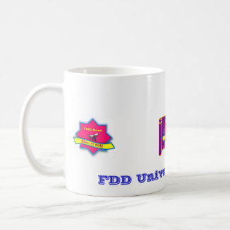 FDD University Alumni mug