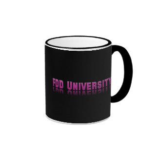 FDD University Merchandise Coffee Mug