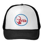 FDR BUTTON HAT