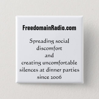 FDR 'Uncomfortable Silences' button