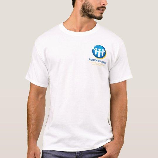 FDR 'Uncomfortable Silences' T-shirt