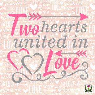Happy Valentines Day Art Wall Decor Zazzle Co Uk