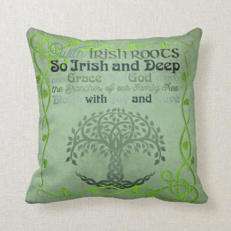 FD's St. Patrick's Day Pillow 53086A