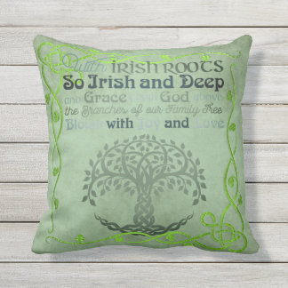 FD's St. Patrick's Day Pillow 53086A6