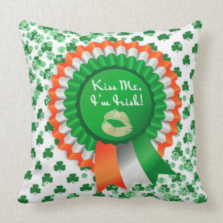 FD's St. Patrick's Day Pillow 53086B