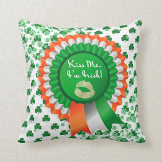 FD's St. Patrick's Day Pillow 53086B1