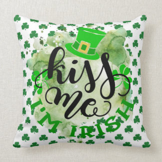 FD's St. Patrick's Day Pillow 53086C