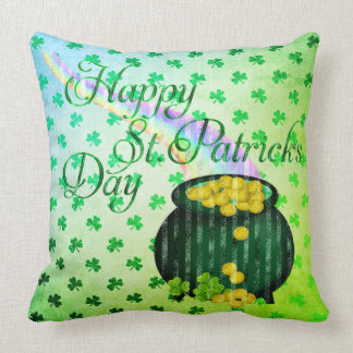 FD's St. Patrick's Day Pillow Collection 53086B