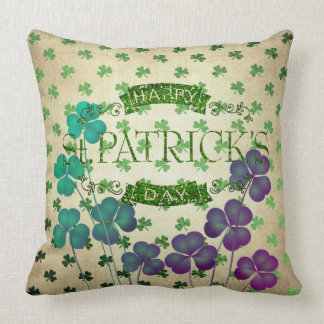 FD's St. Patrick's Day Pillow Collection 53086C