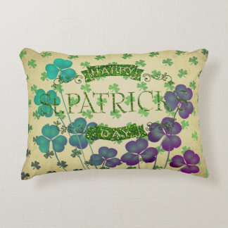 FD's St. Patricks Day Pillow Collection 53086C14