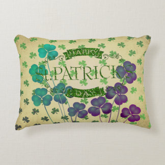 FD's St. Patricks Day Pillow Collection 53086C16