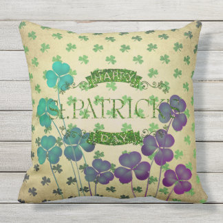 FD's St. Patrick's Day Pillow Collection 53086C9