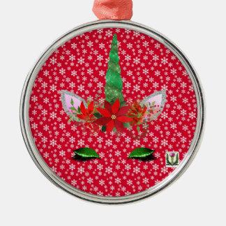 FD's Unicorn Christmas Ornaments 53086A5