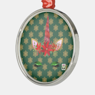 FD's Unicorn Christmas Ornaments 53086B5
