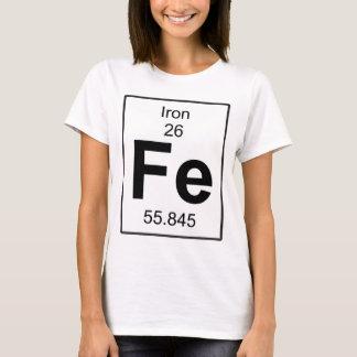 Fe - Iron T-Shirt